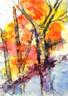autumn-trees