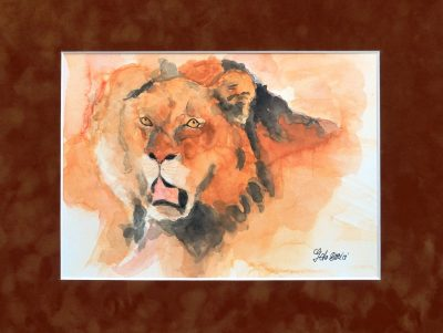 post_lion